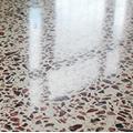 мозаично-шлифовальная машина для полировки бетона