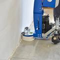 Шлифовальная машина для шлифовки периметра и примыканий