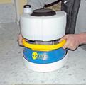 Шлифовальная машина для исправления ошибок после колено-рычажной машины
