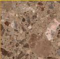 Шлифовка, полировка, кристаллизация агломерата
