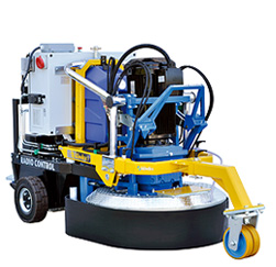 машина для шлифовки мрамора, гранита и керамогранита Expander 1000 HD