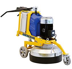 машинка для шлифовки бетонного пода Expander 750