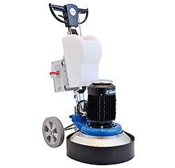 машина для шлифовки бетонного пола Levighetor MAX